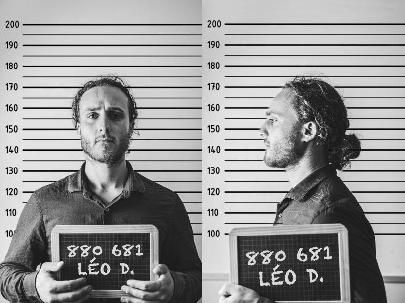 Léo Dubois, groupe rock Asphalte, Asphalte, Jason Feugray, rock français.