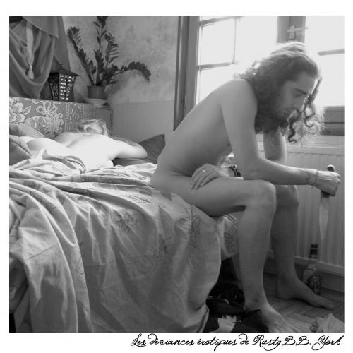 Asphalte, Jason Feugray, Les déviances érotiques de Rusty B.B. York, album.