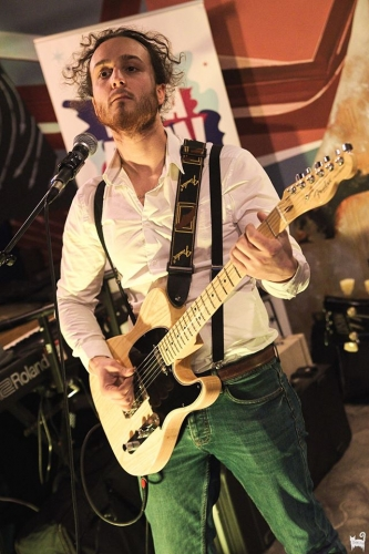 Léo Dubois, groupe asphalte, overdose, badaboum mini festival, rock havrais, 2020