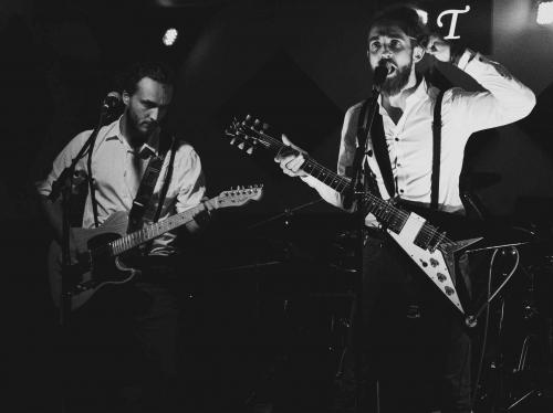 Groupe Asphalte, Jason Feugray, Léo Dubois, CT, Tremplin Hatman 2019, rock français.