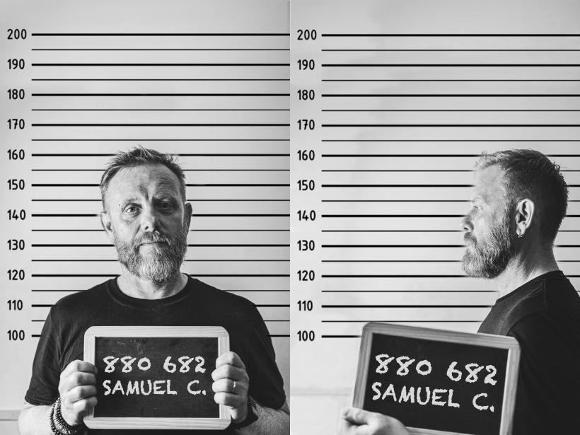 Samuel Colombel, groupe rock Asphalte, Asphalte, Jason Feugray, rock français.